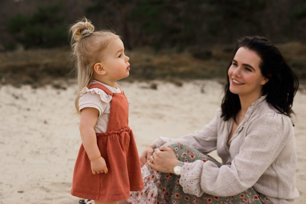 Mama & Kind shoot Alkmaar