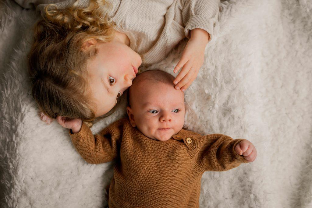 Newborn shoot Alkmaar